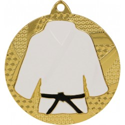 Medaille Karate-Judo / Gold