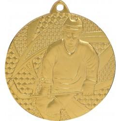 Medaillen Hockey-Motiv / Gold