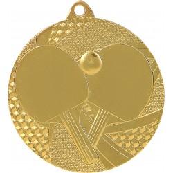 Medaille Tischtennis / Gold