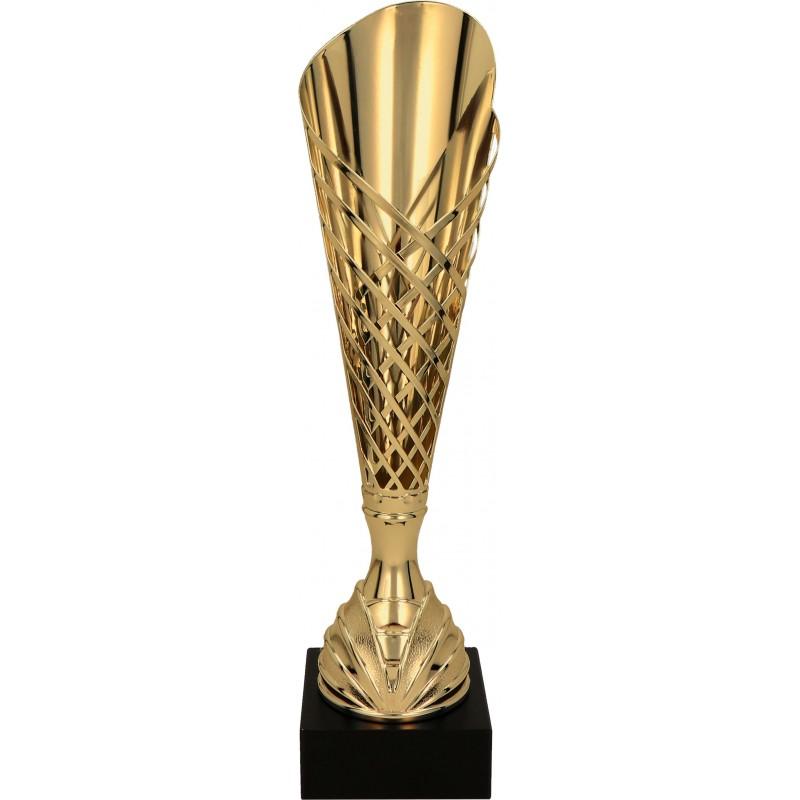 Metall-Pokal/ Silber