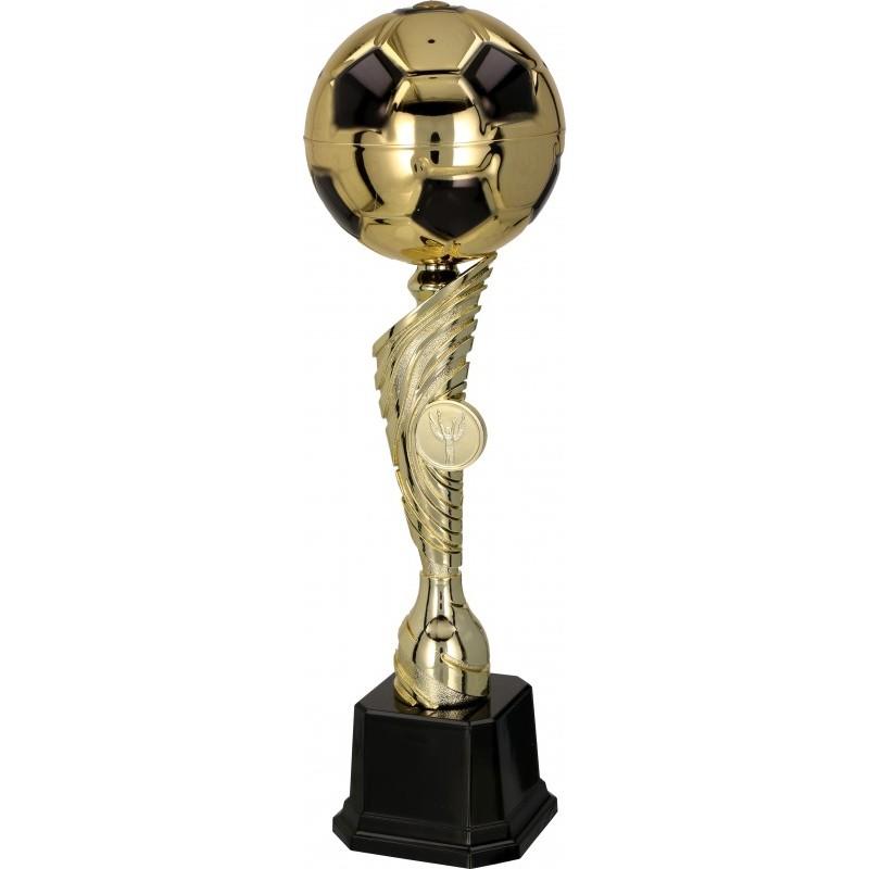 Pokal Fußball / Gold - Fußball 4093