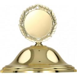 Deckel für Pokal - Gold