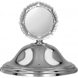 Deckel für Pokal - Silber