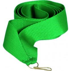 Medaillenband 11mm, 22mm / Grün