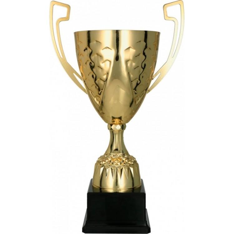 Pokal Mit Deckel Ohne Deckel Gold