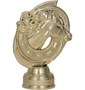 Kunststoff-Figuren, Pferdekopf