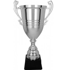 Pokal  ohne Deckel / Silber