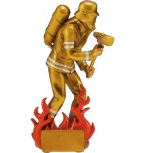 Resinfiguren / Feuerwehr