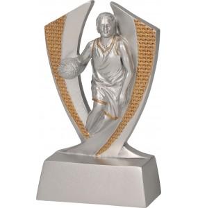 Resinfigur/ Basketball