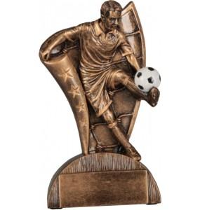 Resinfigur / Fußball