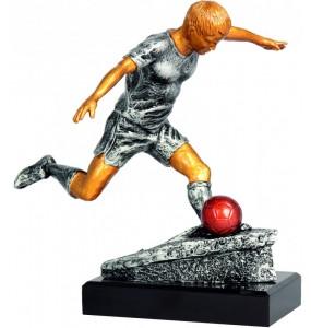 Resinfigur / Fußball RFST2054/28GR
