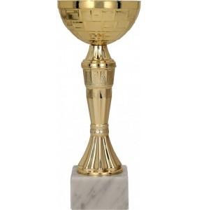 Pokal ohne Deckel / Gold