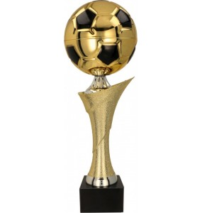 Pokal,  Fußball / Gold 4146