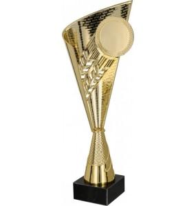 Pokal-Kunststoff / Gold 8247