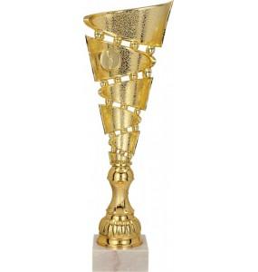 Pokal-Kunststoff / Gold 7150