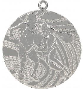 Medaillen, Basketball-Motiv-Silber