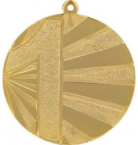 Medaillen Allgemein-Ziffer-Gold