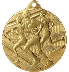 Medaillen Laufen -Gold