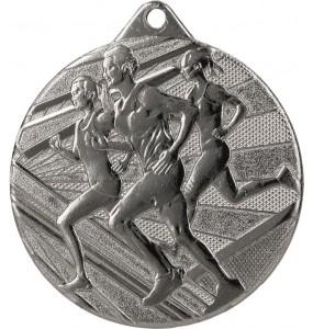 Medaillen Laufen -Silber