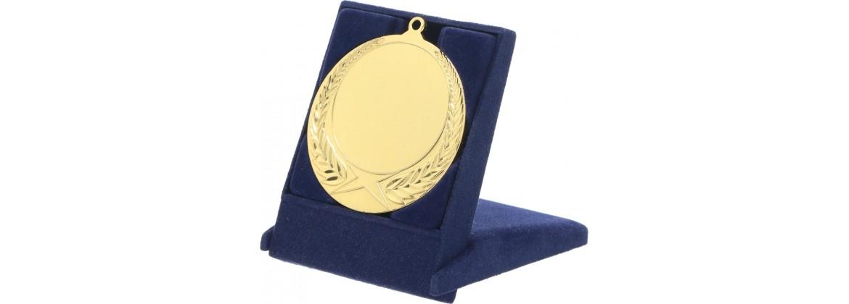 Medaillen-Etui für 50mm Medaillen