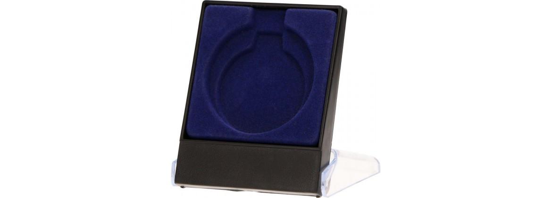 Medaillen-Etui-Blau