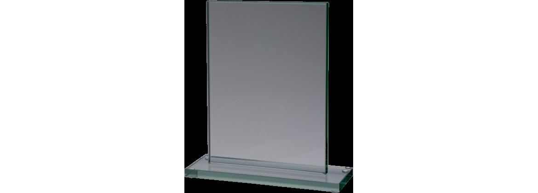 Glastrophäen ohne Etui