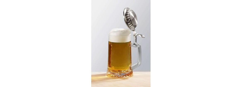 Bierstiefel und Bierseidel