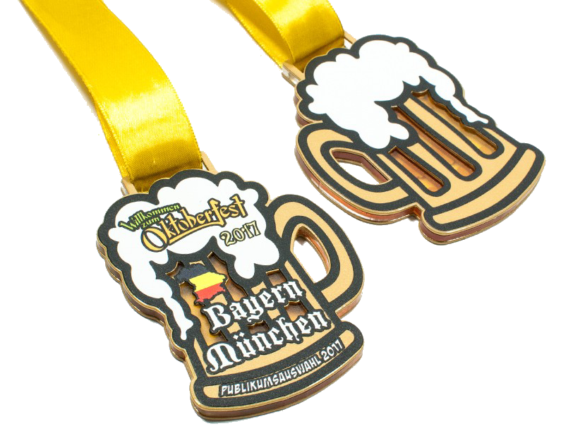 Medaillen auf Bestellung